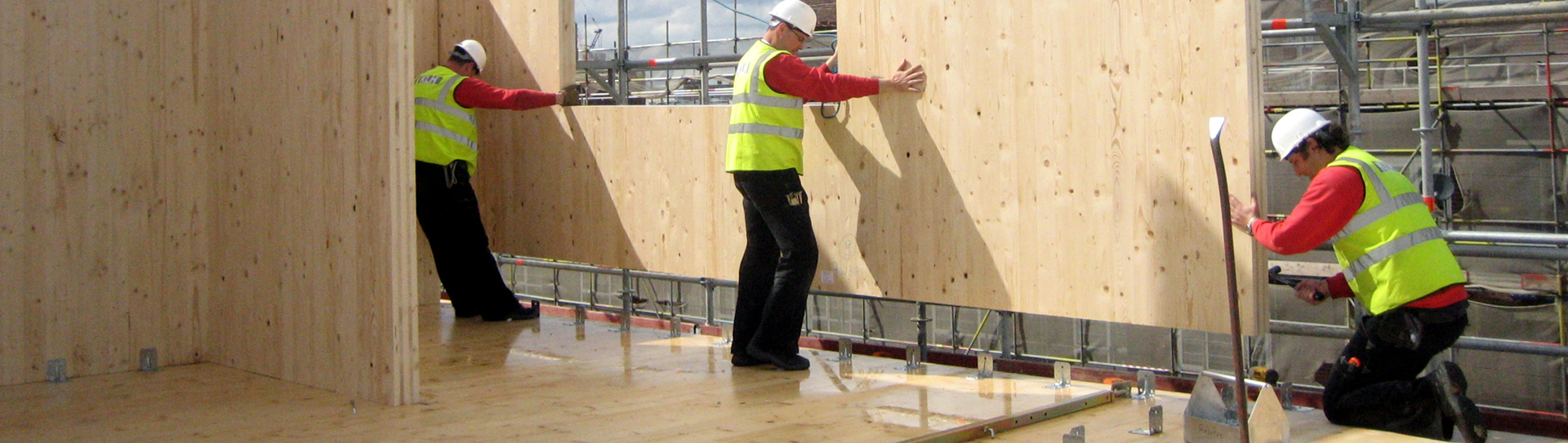 CLT & Engineered Wood Solutions