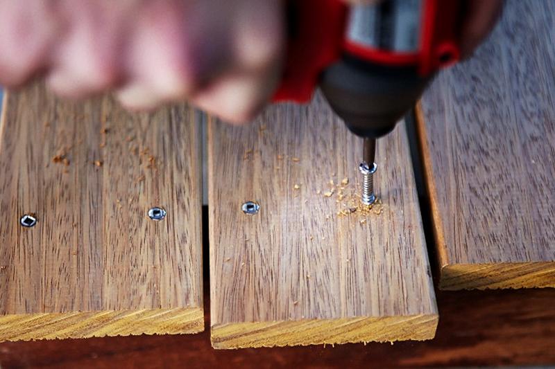DHSD_Decking Screw_Hardwood-to-Hardwood - Collated & Loose