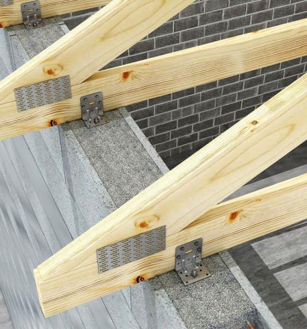 E5_Reinforced Angle Bracket